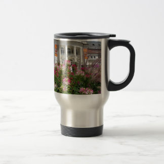 The Kurhaus of Meran, South Tyrol Travel Mug