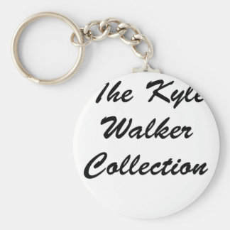 The Kyle Walker Collection Keychain