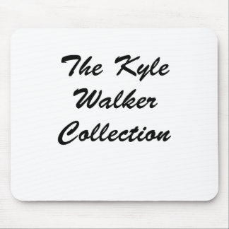 The Kyle Walker Collection Mouse Pad