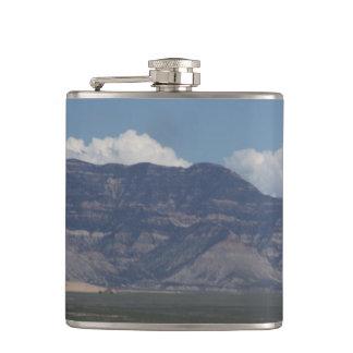 The La Sal Mountains Flask