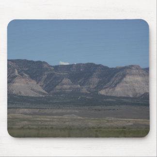 The La Sal Mountains Mouse Pad