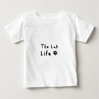 the lab life baby T-Shirt