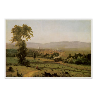 The Lackawanna Valley, 1855, George Inness Poster