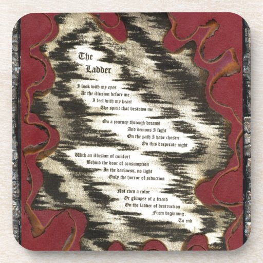 The Ladder Drink Coasters