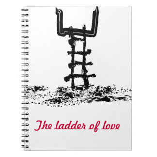 The ladder of love notebooks