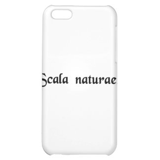 The ladder of nature. case for iPhone 5C