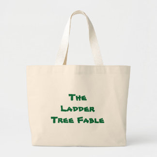 The Ladder Tree Fable Canvas Bag