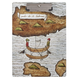 THE LADRONE ISLANDS CLIPBOARDS