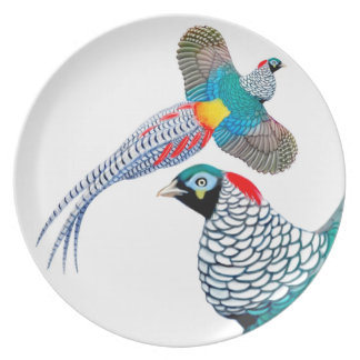 The Lady Amherst Pheasant Plate