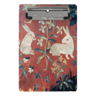 The Lady and the Unicorn: 'Taste' 2 Mini Clipboard