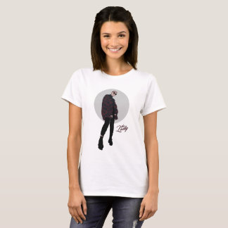 The Lady - Cherry T-Shirt