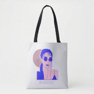 THE LADY - FASHION TOTE BAG