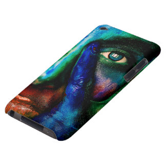 The Lady of a Thousand Rainbows iPod Touch Case