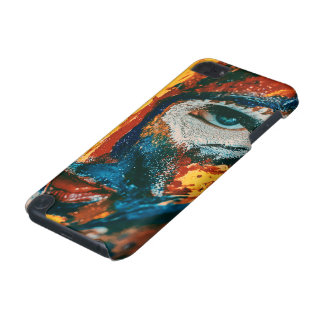 The Lady of Colorful Tastes iPod Touch (5th Generation) Cover