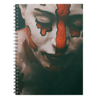 The Lady of Crimson Tears Notebooks