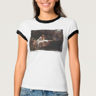 The Lady of Shallot, 1888 T-Shirt