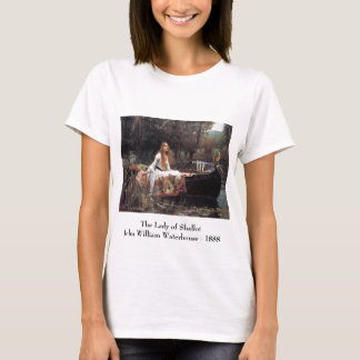The Lady of Shallot T-Shirt