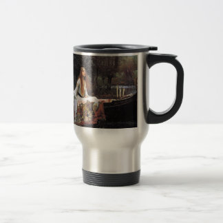 The Lady of Shalott by John W. Waterhouse Coffee Mugs