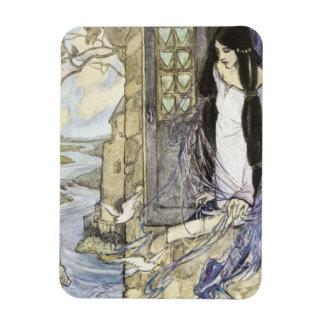 The Lady of Shalott, Magnet