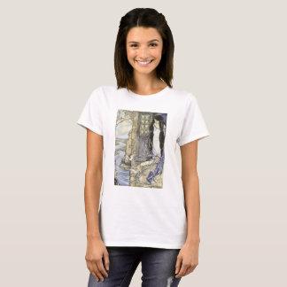 The Lady of Shalott, T-Shirt
