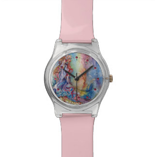 THE LADY OF THE LAKE WRIST WATCH