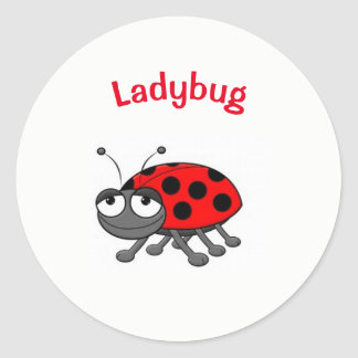 The Ladybug Sticker