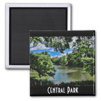 The Lake, Central Park Magnet