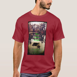 The Lake Drain Official T-Shirt© T-Shirt