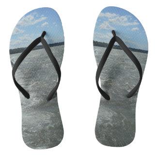 THE LAKE flip flop Flip Flops