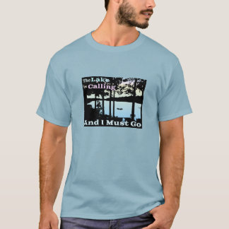 The Lake is Calling and I Must Go (Twilight) T-Shirt