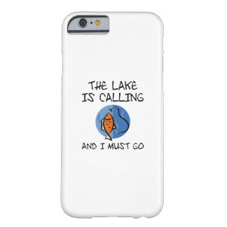 The Lake Is Calling Barely There iPhone 6 Case