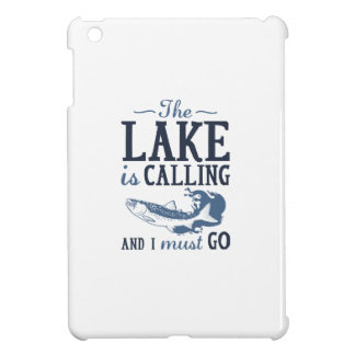 The Lake Is Calling Case For The iPad Mini