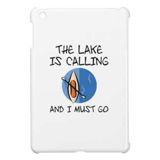 The Lake Is Calling iPad Mini Cover