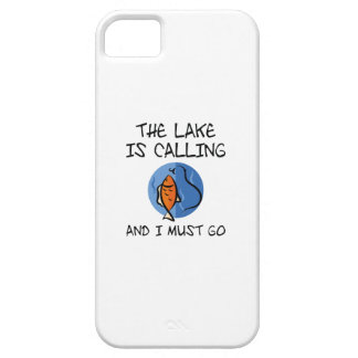 The Lake Is Calling iPhone 5 Cover