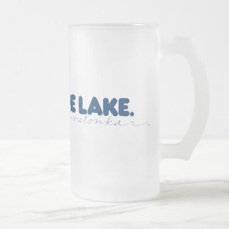 The Lake - Minnetonka Beer Mug