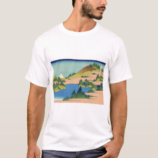The Lake of Hakone in Sagami Province T-Shirt