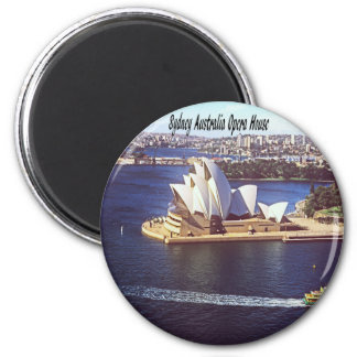 The Land Down Under Magnet