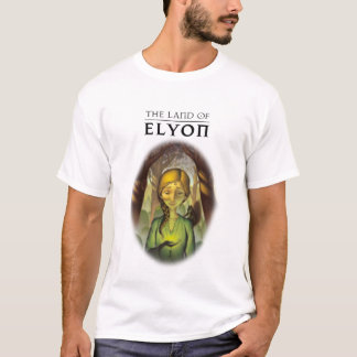 The Land of Elyon | The Dark Hills Divide T-Shirt