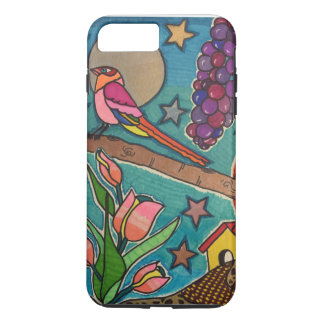 The land of grapes iPhone 7 plus case