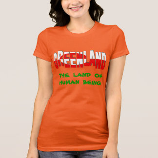 The land of human being 65433 T-Shirt