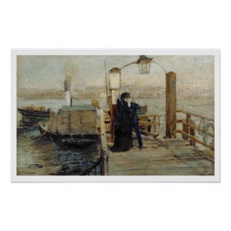 The Landing Stage Poster