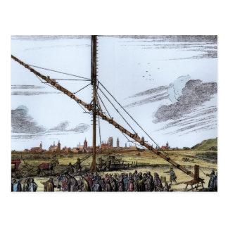 The Large Astronomical Telescope Postcard