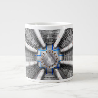 The Large Hadron Collider Large Coffee Mug