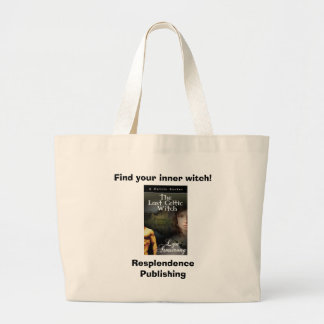 The Last Celtic Witch Tote Bag
