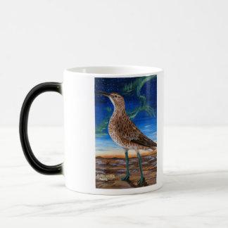 The Last Curlew Calls. . . Magic Mug