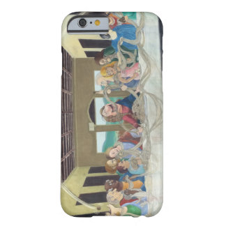 The Last Dale Supper Barely There iPhone 6 Case