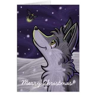 """""""The Last Firefly"""" Christmas Card"""