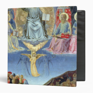 The Last Judgement, central panel from a Triptych Vinyl Binders