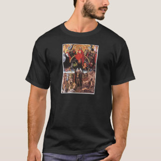 The Last Judgement. Hans Memling; c. 1467-1471 T-Shirt
