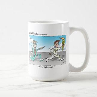The Last Laugh - Got A Light, Mate? Coffee Mug